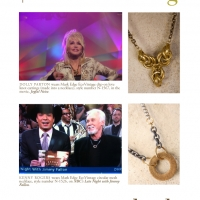 ECOVINTAGE SPOTTED ON DOLLY PARTON & KENNY ROGERS